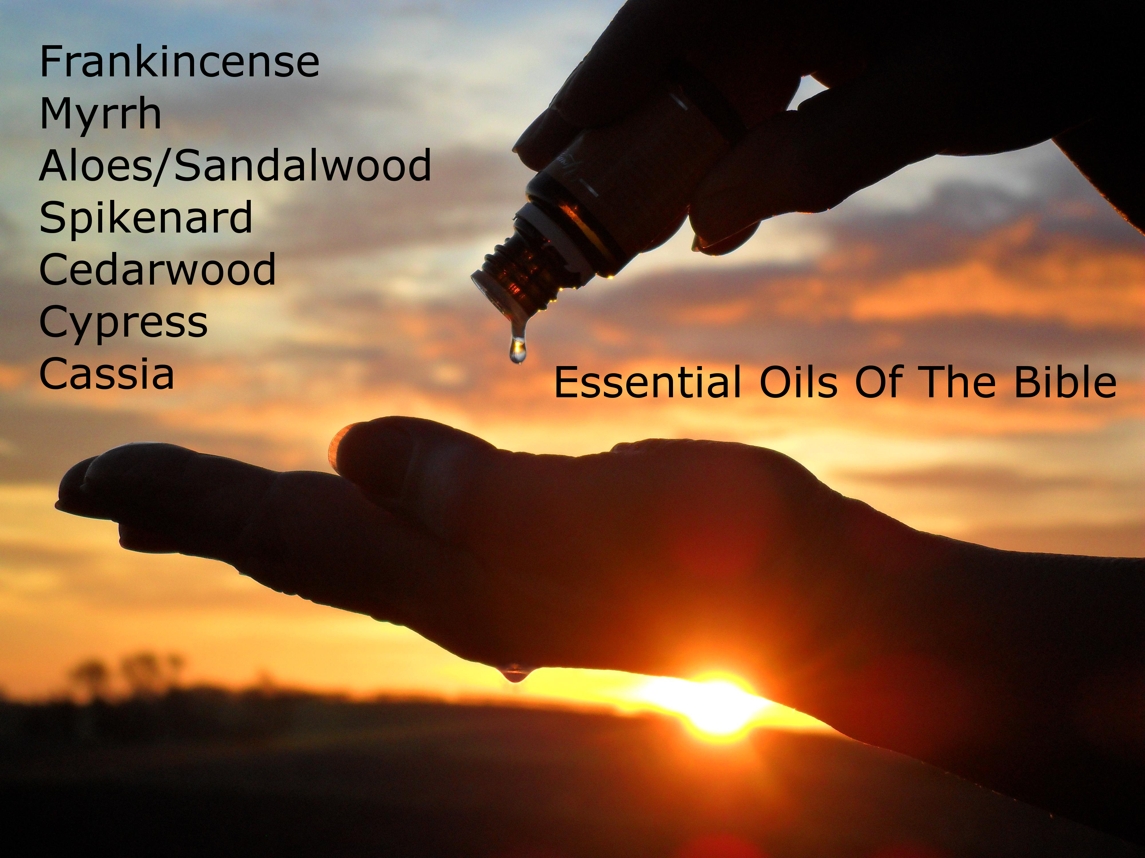 Essential Oils Of The Bible – Aroma Passage
